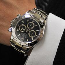 the best attitude 95497 ccb9c 新品)ROLEX ロレックス デイトナ 116520 ブラック(商品ID ...