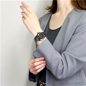 ファントム H6185 ブラックセラミック 38mm