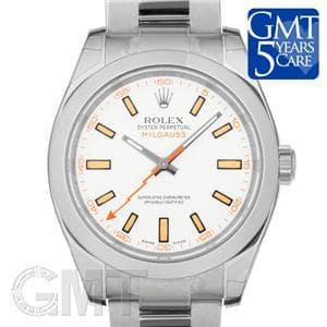 ROLEX ロレックス ミルガウス 116400 ホワイト メイン