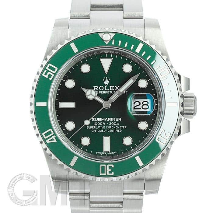 size 40 e4065 bf15e ROLEX ロレックス サブマリーナー デイト 116610LV グリーン