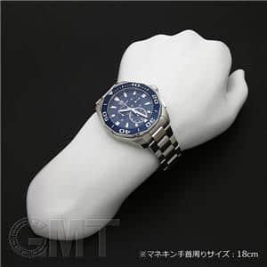クロノグラフ 300M  CAY111B.BA0927 ブルー