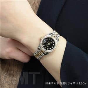179383G ブラック ベゼルダイヤ