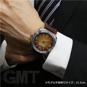 3days アッチャイオ ブラウン 47mm PAM00687【世界1000本限定】