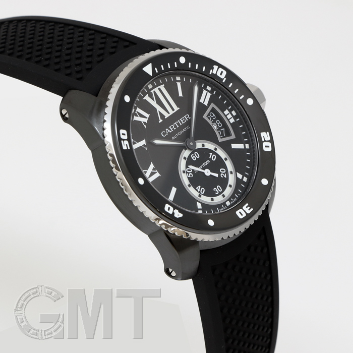 360a1e9d18 (新品)CARTIER カルティエ カリブル ドゥ カルティエ ダイバー WSCA0006 ADLCコーティング(商品ID:2717000425129)詳細ページ  | 腕時計のGMT|中古ブランド時計の ...