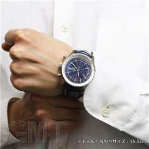 ワールド A242C-1KBA ブルー 46mm
