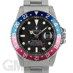 best service b0d95 3ebff ROLEX ロレックス GMTマスター 1675 TIFFANY