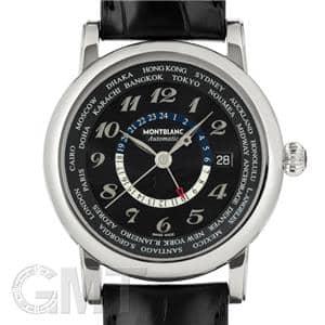 ワールドタイム GMT ブラック 109285