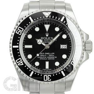 ディープシー 116660 ブラック V番