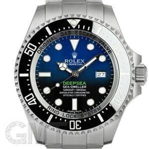 ディープシー 116660 Dブルー