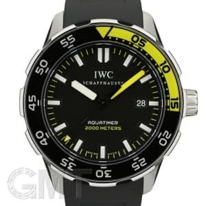 IWC インターナショナルウォッチカンパニー アクアタイマー IW356802 メイン