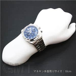 クロノ 42.5mm ブルー SSブレス 5500V/110A-B148