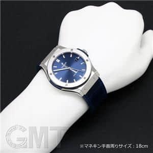 フュージョン チタニウム ブルー 511.NX.7170.LR