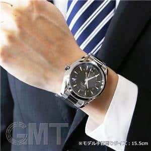 アクアテラ 150M コーアクシャル GMT 43 MM 231.10.43.22.01.001