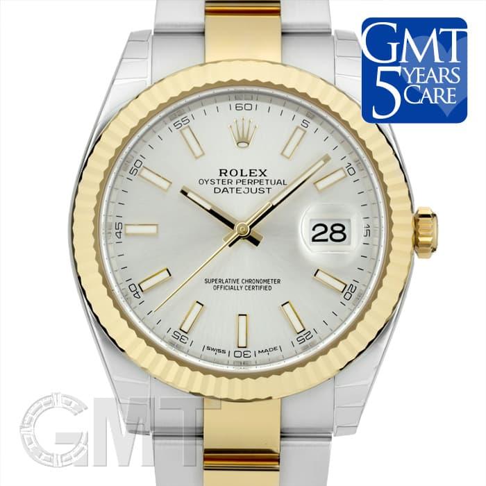 low priced b4857 e33ab 新品)ROLEX ロレックス デイトジャスト 126333 シルバー ...