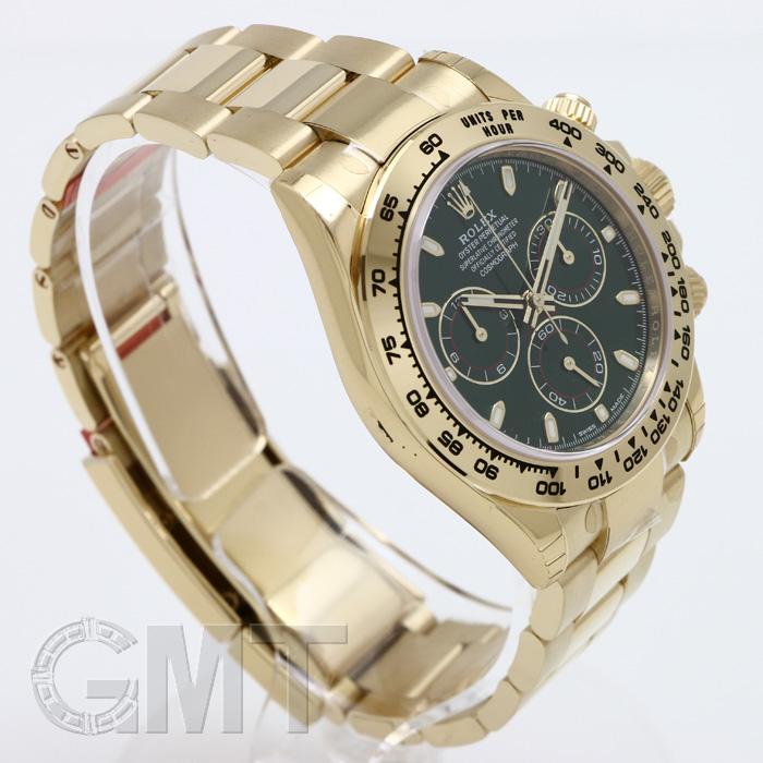 buy online 1a81f 7341e 新品)ROLEX ロレックス デイトナ 116508 グリーン(商品ID ...
