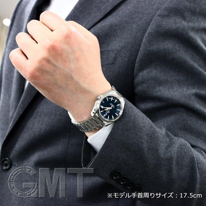 best service 21d54 9a598 中古)OMEGA オメガ シーマスター アクアテラ 150M マスター ...