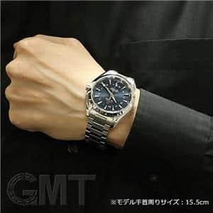 アクアテラ 150M コーアクシャル GMT 43mm 231.10.43.22.03.001