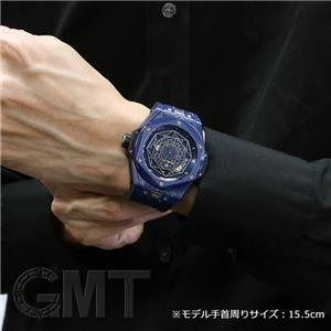 ウニコ サンブルー セラミックブルー 415.EX.7179.VR.MXM19 世界限定200本