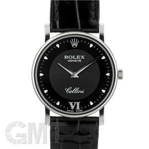 ROLEX ロレックス チェリーニ 5115/9 ブラック VIローマ メイン