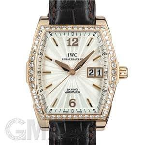 ビッグデイト ダイヤベゼル シルバー IW452323
