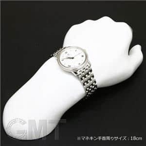 プレステージ コーアクシャル36.8mm ホワイト 424.10.37.20.04.001
