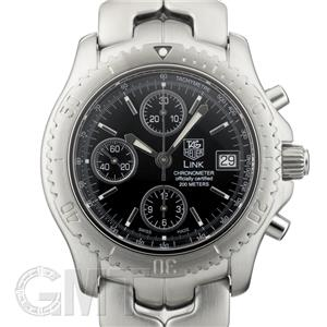 competitive price c26e3 48931 中古)TAG HEUER タグ・ホイヤー リンク クロノグラフ CT5111 ...