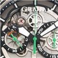 GRAHAM グラハム シルバーストーン RS スケルトン 2STAC2.B01A.K90F 2