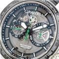 GRAHAM グラハム シルバーストーン RS スケルトン 2STAC2.B01A.K90F 6