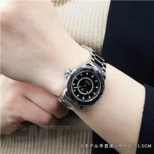 レディ ダイヤ ブラック SS×セラミック WAU2210.BA0859