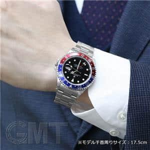 GMTマスター 16700 ブルー/レッド