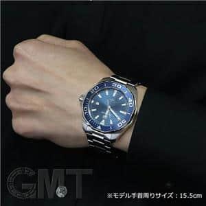 WAY101C.BA0746 アクアレーサー 300M ブルー 43mm