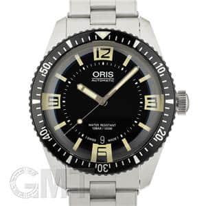 ORIS オリス ダイバース 65 ブラック 733 7707 4064 M メイン