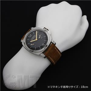 トゥールビヨン GMT PAM00276