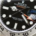 ROLEX ロレックス エクスプローラー II 216570 ブラック ランダムシリアル 6