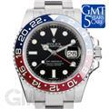 ROLEX ロレックス GMTマスター GMTマスターⅡ 116719BLRO 【保証書日付2年以内限定】