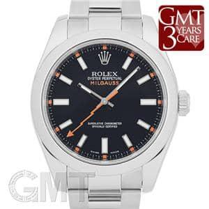 ROLEX ロレックス ミルガウス 116400 ブラック メイン
