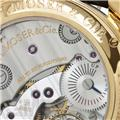 H.MOSER & Cie. モーザー エンデバー スモールセコンド RG革 シルバー 1321-0100 16