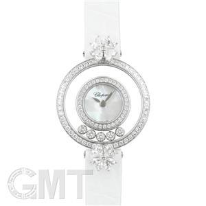 ハッピーダイヤモンド ベゼルダイヤ WG革 204128-1001