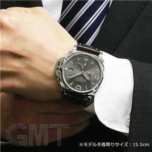 ドゥエ 3デイズ GMT パワーリザーブ オートマチック アッチャイオ PAM00944