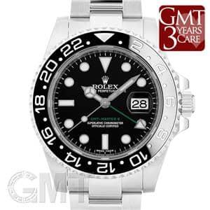 ROLEX ロレックス GMTマスター II 116710LN メイン