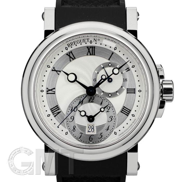 low priced 656cd e00cd 新品)BREGUET ブレゲ マリーン GMT 5857ST/12/5ZU(商品ID ...