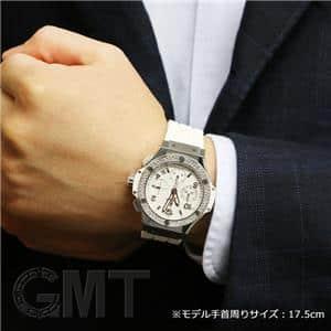 サンモリッツ オールホワイト ダイヤモンド 41mm 342.SE.230.RW.114
