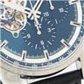 ZENITH ゼニス エル・プリメロ クロノマスター1969 42mm ブルー 03.20416.4061/51.C700 11