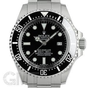 ディープシー 116660 ブラック