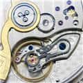 A. LANGE & SOHNE ランゲ&ゾーネ サクソニア オートマティック ブルー 380.028 28