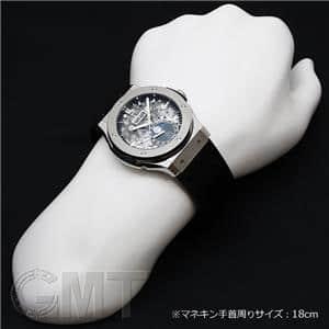 フュージョン アエロフュージョン ムーンフェイズ チタニウム 45mm 517.NX.0170.LR