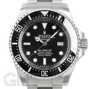ディープシー 126660 ブラック