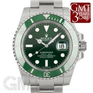 デイト 116610LV グリーン