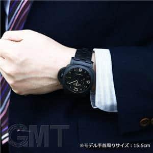 1950 3DAYS GMT トゥットネロ 44mm PAM00438