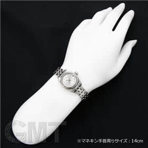 デイト 92514 シルバー 10Pダイヤ 22mm